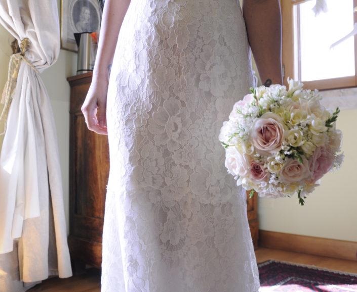 Bouquet abito da sposa