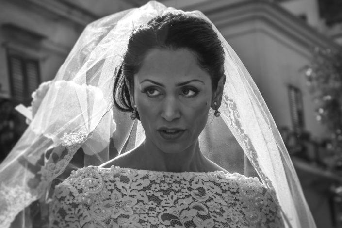 Bride in Sicilian Style