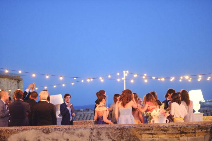 Scenografia matrimonio Sicilia