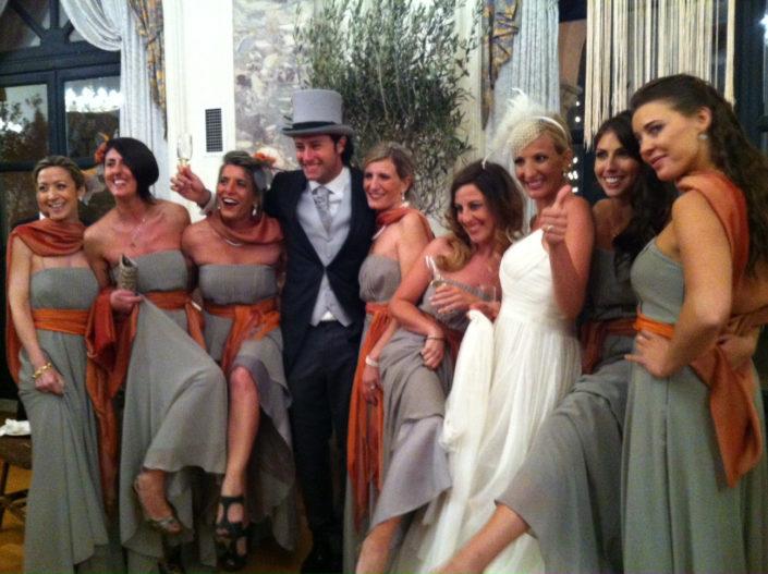 Damigelle sposa Wedding Planner Valentina Barrile