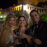 il matrimonio della figlia dell'ex capo dei servizi segreti romeni