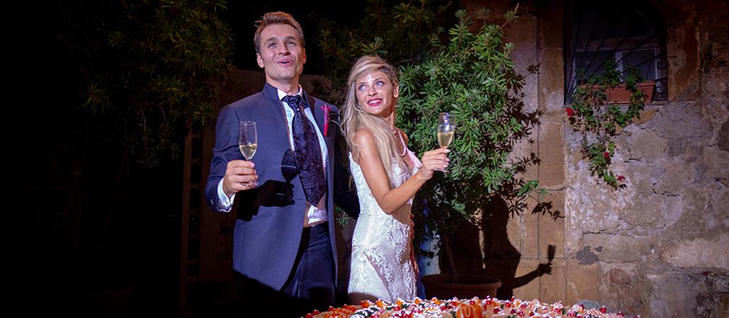 Matrimonio fiabesco a Palermo